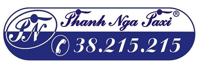 Logo Taxi Thanh Nga
