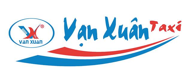 Logo taxi Vạn Xuân