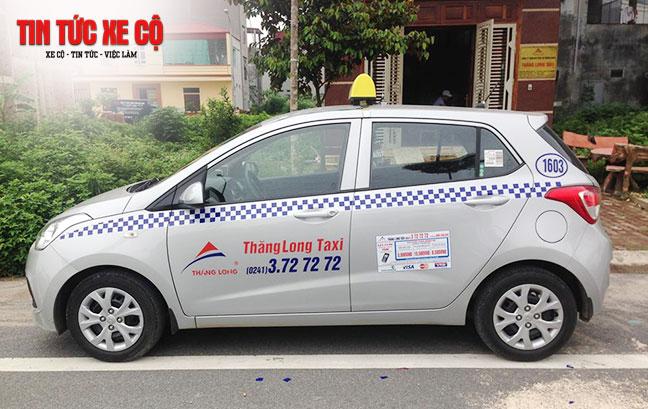 Những dòng xe tại hãng taxi Thăng Long luôn đạt chất lượng cao