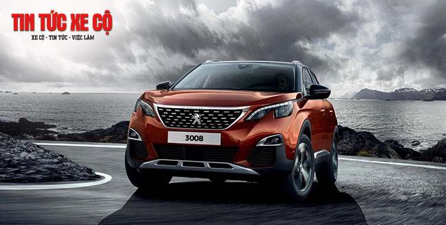 Peugeot đa dạng màu sắc để phù hợp với sở thích khách hàng hơn