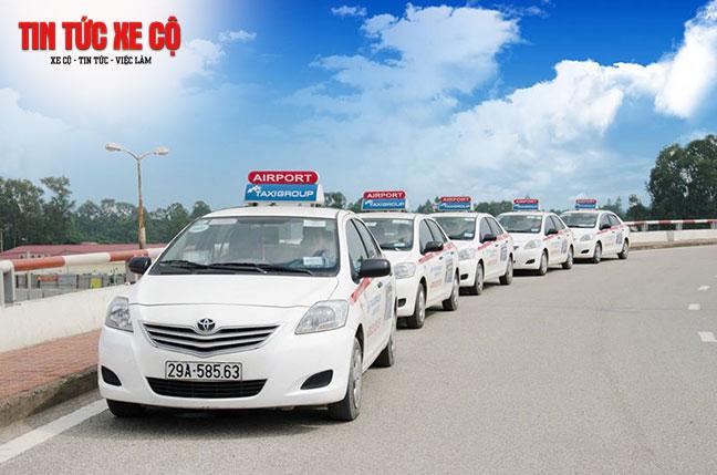 Taxi Group được nhiều người đánh giá cao về chất lượng dịch vụ