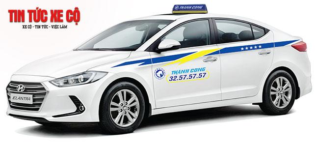 Taxi Thành Công gây ấn tượng với người dân tại Hà Nội vì đã bắt kịp xu hướng thời đại công nghệ
