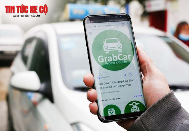 Ứng dụng gọi Grab taxi được nhiều người yêu thích