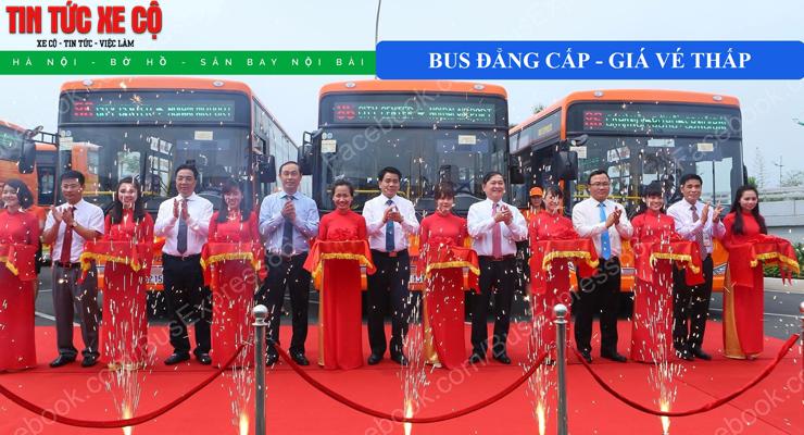 xe bus 86 express hà nội