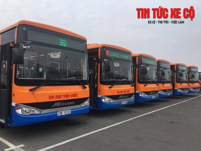 xe bus 86 hà nội