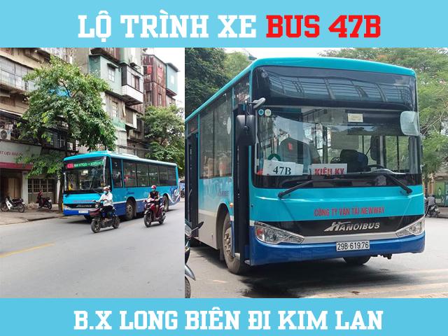 xe buýt 47b hà nội