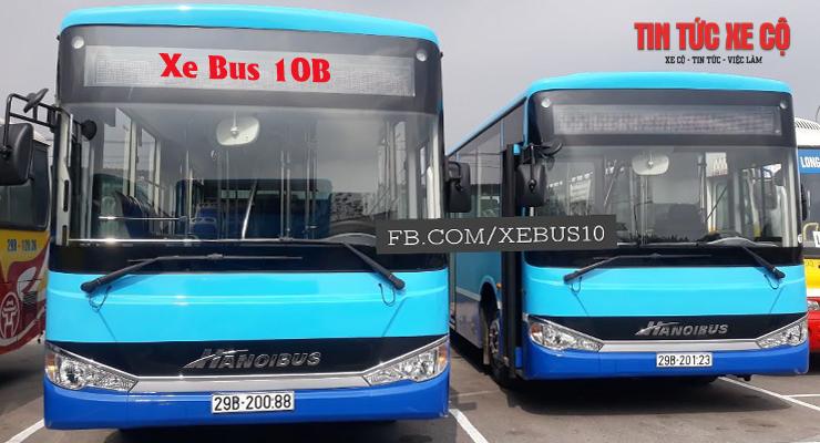 xe bus 10b