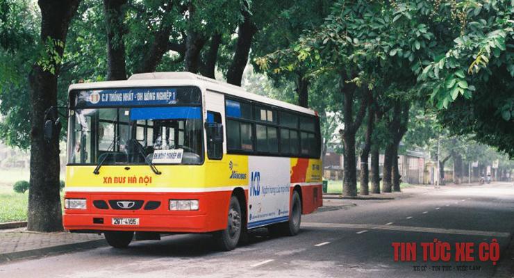 xe bus 11 hà nội