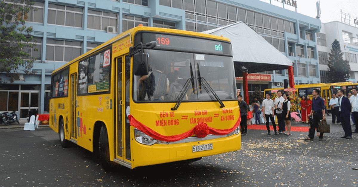 xe bus 159