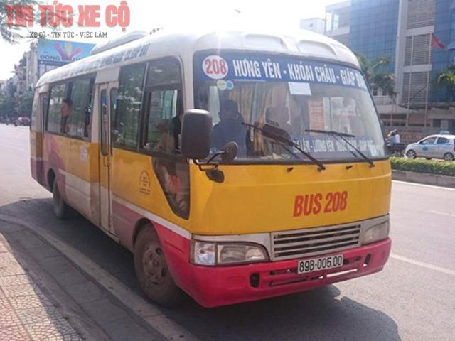 xe bus 208