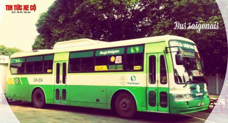 xe buýt 145