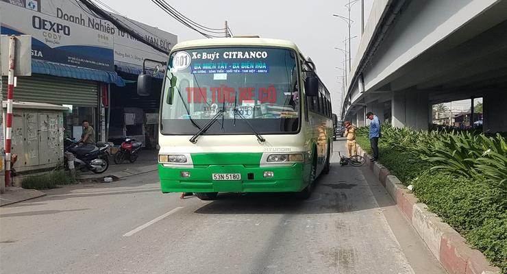 xe buýt 601