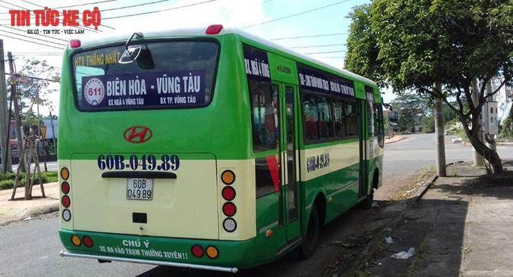 xe buýt 611