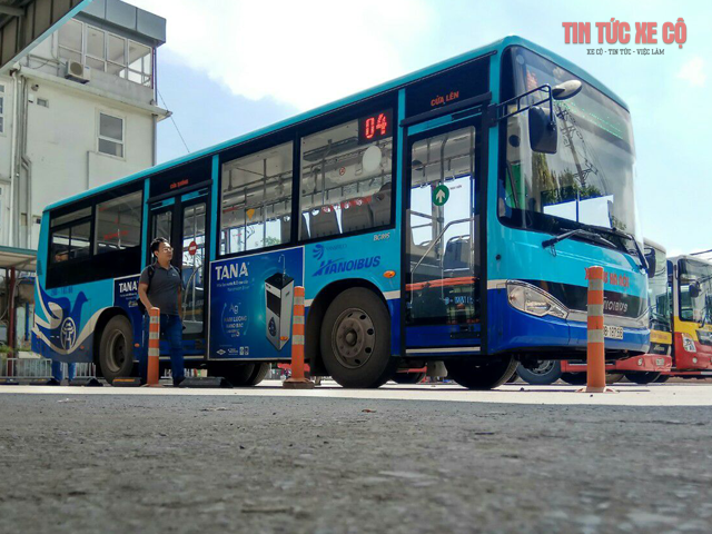 xe buýt 04 hà nội