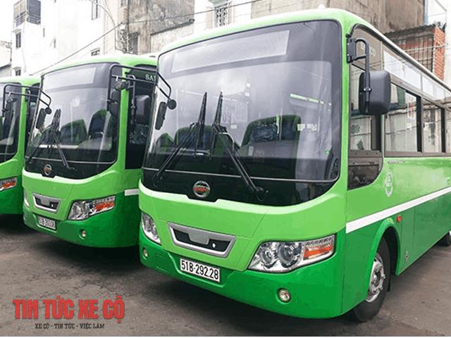 xe buýt 613