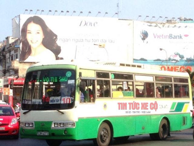 xe buýt số 10 tphcm