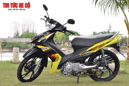 Giới thiệu xe Suzuki Axelo 125