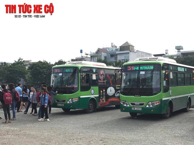 lộ trình xe bus 31 tphcm
