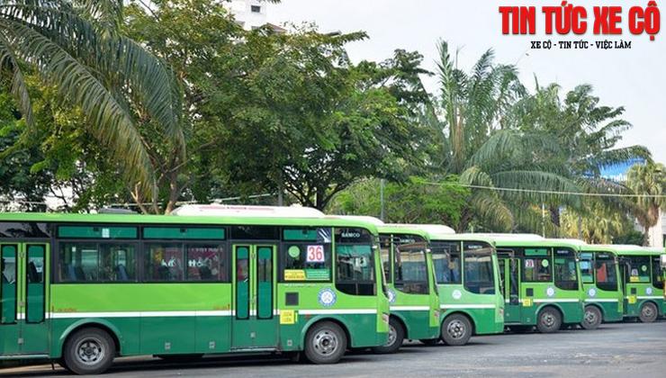lộ trình xe bus 48 tphcm