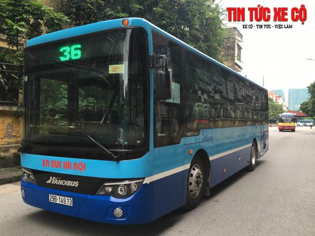xe bus 36 hà nội