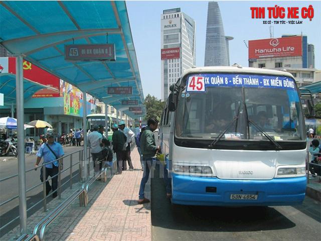 xe bus 45 tphcm