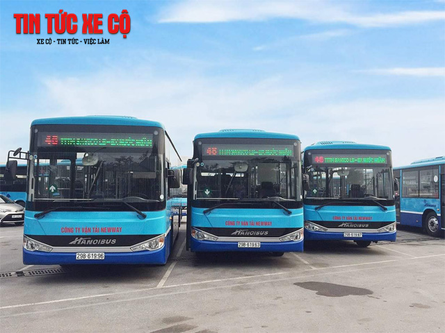 xe bus 48 hà nội