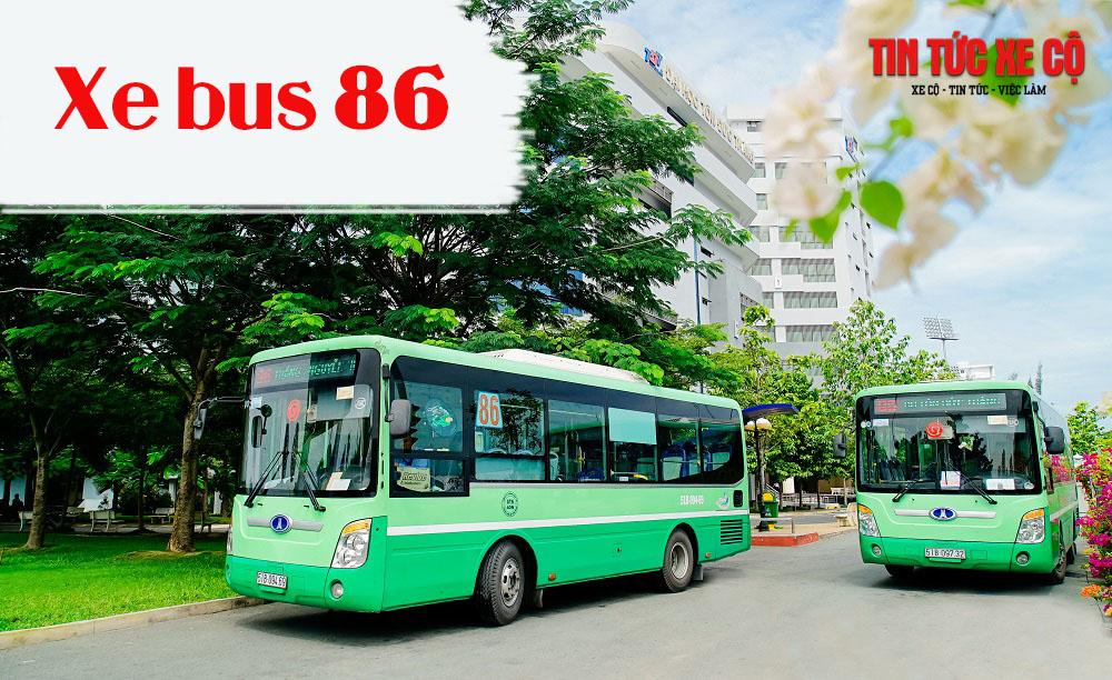 Xe bus 86 HCM