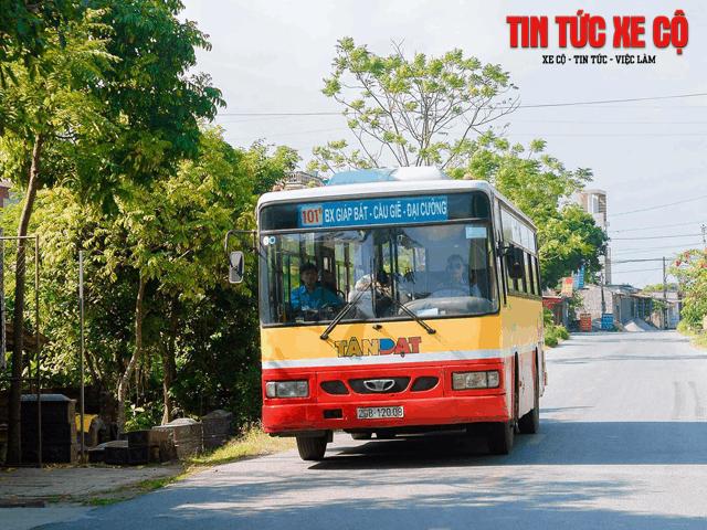 xe buýt 101b
