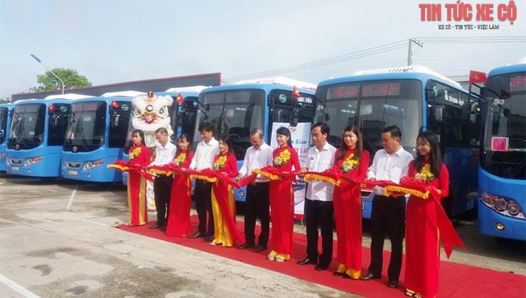 lộ trình xe bus 77 hà nội