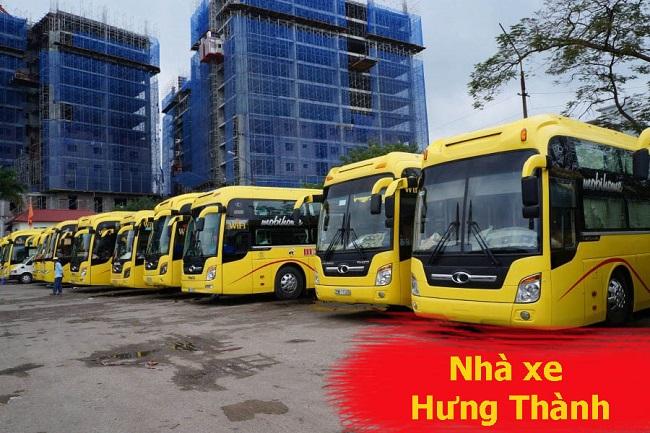 Nhà xe Hưng Thành Thái Nguyên