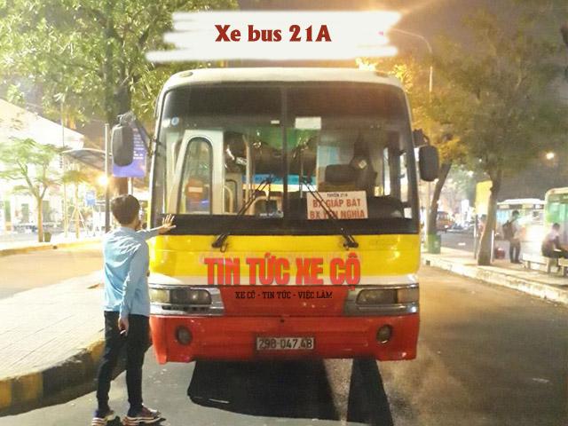xe bus 21a hà nội