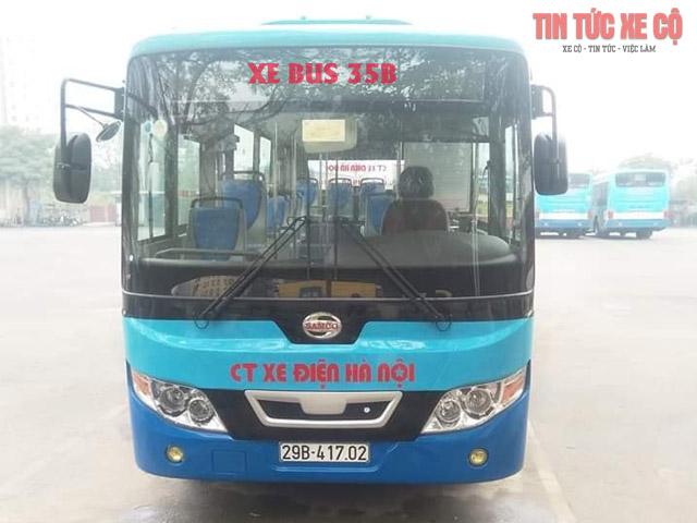 xe bus 35b hà nội
