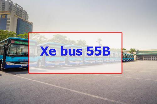 Xe bus 55B