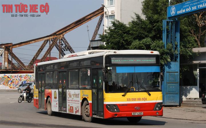 xe bus 70b hà nội