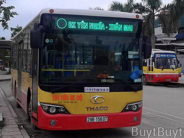 xe bus 72 hà nội