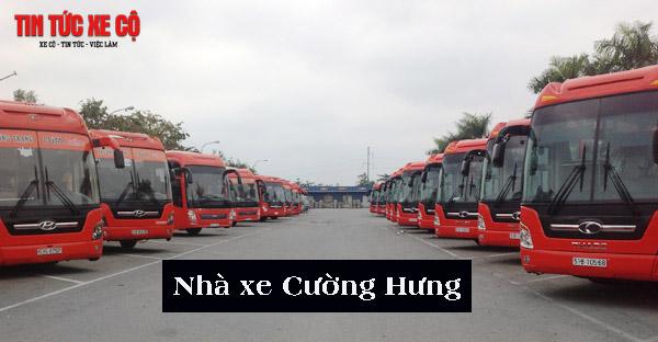 Nhà xe Cường Hưng
