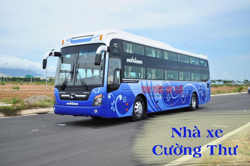 Nhà xe Cường Thư Ninh Bình