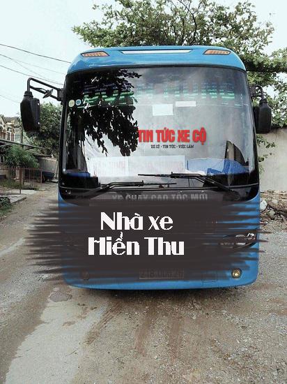 Nhà xe Hiển Thu Yên Bái-