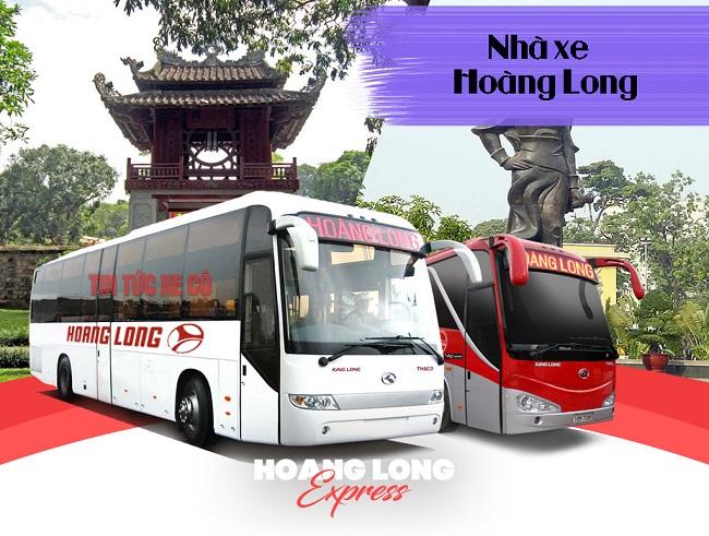 Nhà xe Hoàng Long tuyến Giao Thủy (Nam Định)