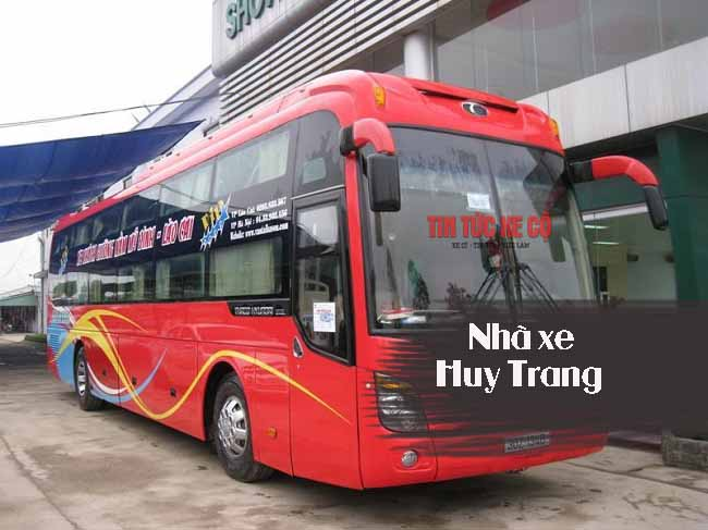 Nhà xe Huy Trang