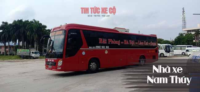 Nhà xe Nam Thúy Yên Bái