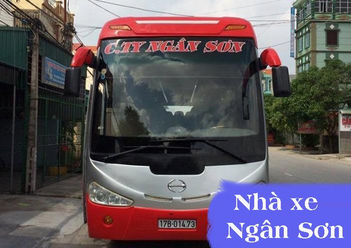 Xe khách Ngân Sơn
