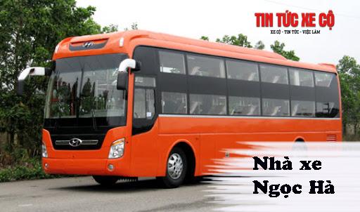 Nhà xe Ngọc Hà tuyến Nam Định – Hà Nội