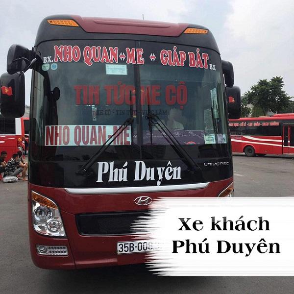 Nhà xe Phú Duyên