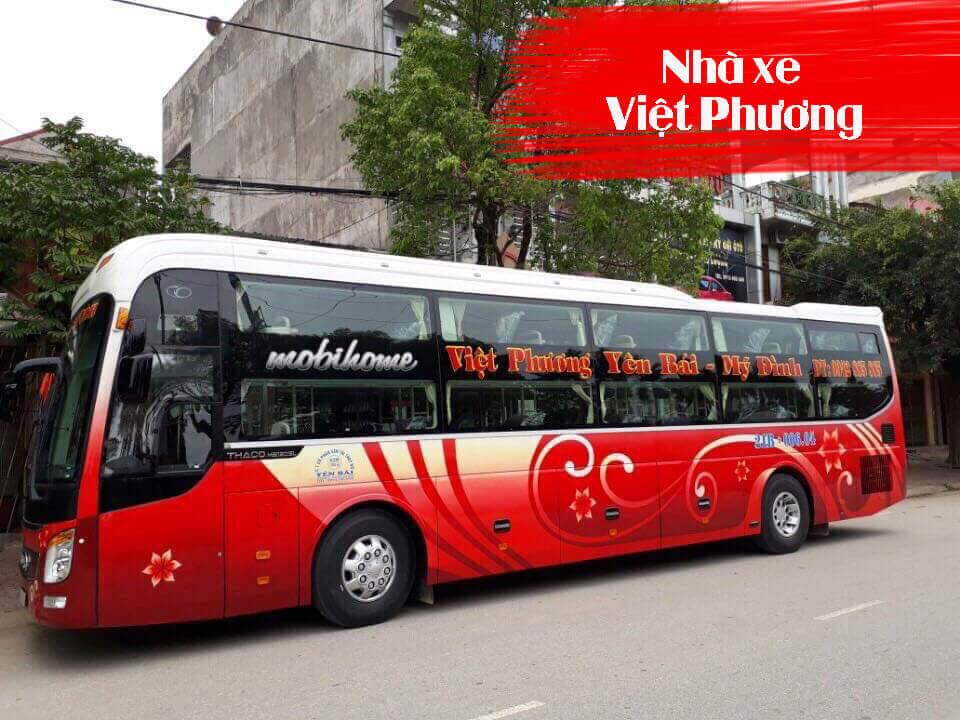 Nhà xe Việt Phương