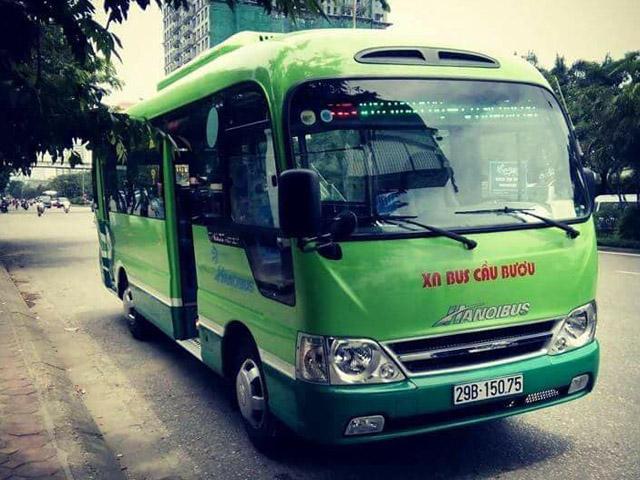 xe bus 85 hà nội
