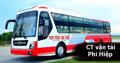 Công ty dịch vụ vận tải Phi Hiệp