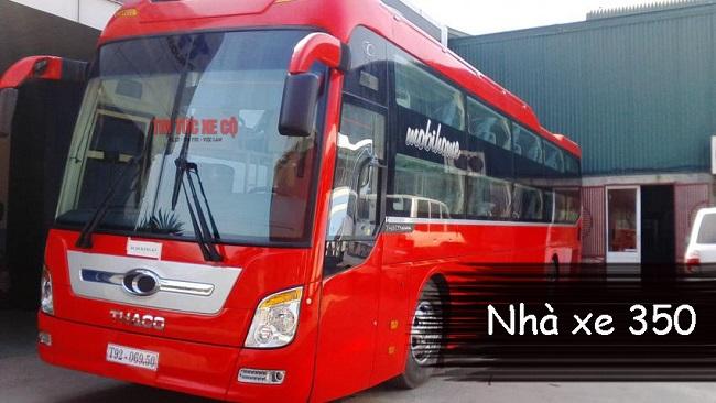Nhà xe 350 Nam Định
