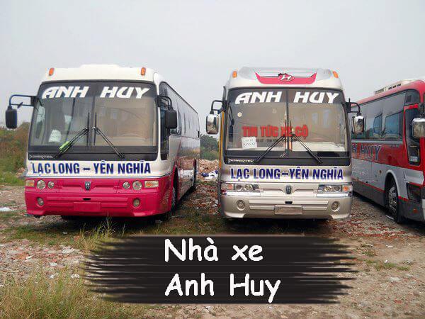 Nhà xe Anh Huy
