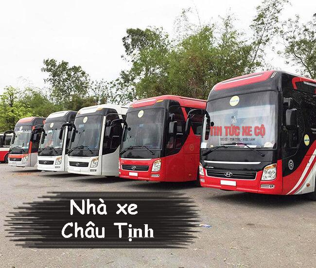 Nhà xe Châu Tịnh Hà Tĩnh